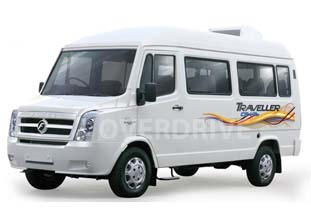 13 SEATER FORCE TRAVELLER AC